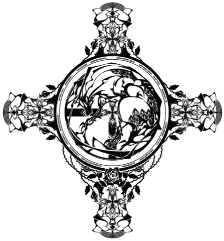 File:Valkenhayn R. Hellsing (Emblem, Crest).png