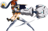 Celica A. Mercury (Centralfiction, Sprite, 5D, 3)