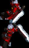 Ragna the Bloodedge (Sprite, 623C,D)
