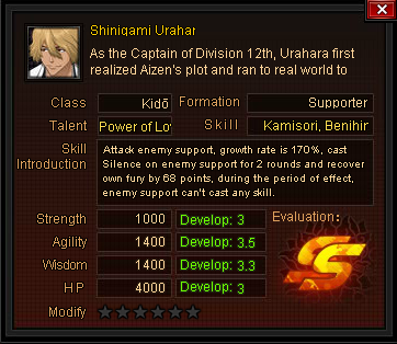 Shinigami urahara