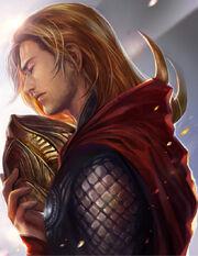 Thor by jiuge-d5o2j8e