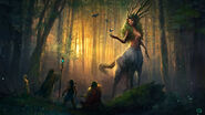 Spirit of the forest by rob joseph-d71h5kq