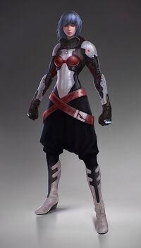Character concept by mikkuru-d5we8pb