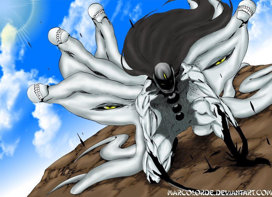Image - Bleach 419 aizen demon wings by marcolorde-d2ydjgf ...  Image - Bleach ...