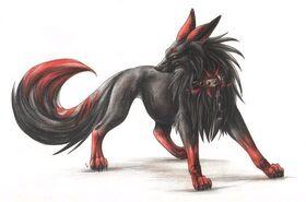 Kai's Beast Form
