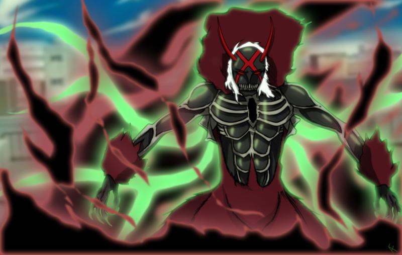 Image - Kugo Hell form.png | Bleach Fan Fiction Wiki | FANDOM ...