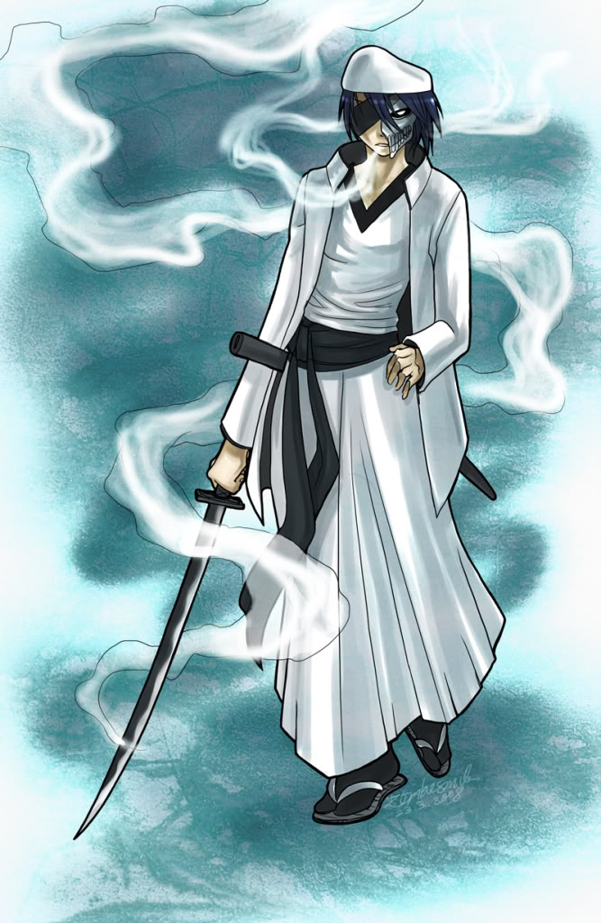 Arrancar OC Commission by Zombies