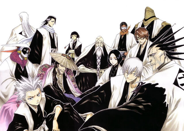 File:Bleach captains.jpg
