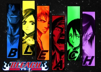 File:Bleach logo with characters Wallpaper 7mzm0.jpg