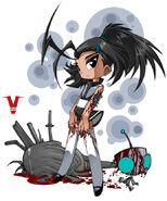 Lookatme I m Bloody by bleedman