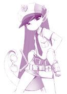 Officer mimi by bleedman-d8tf13f