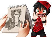 Deegee s sketchbook by bleedman-d62lcuj