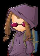 Samantha hoodie
