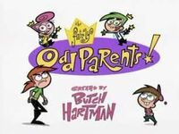 Fairly OddParents Title Card