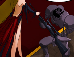 Mandy's sniper