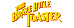The brave little toaster logo
