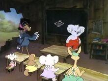 Blinky Bill´s Zoo in School