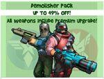 Demolisher Pack