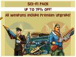 SCI-FI Pack