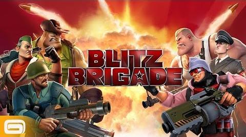 Blitz Brigade - The Demolisher has arrived!