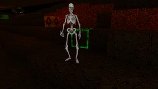 Skeleton Boney