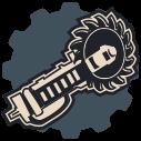 Cogwheel gear grinder