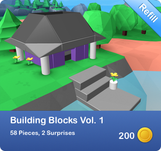 Building Blocks Vol. 1