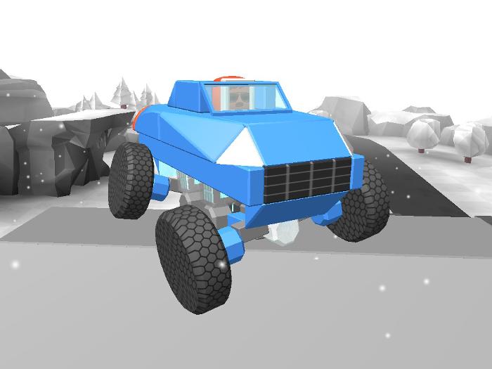 Lolgab123 - Crazy Suspension Off-Road ATV! V.2!
