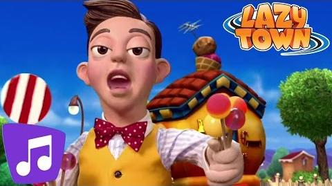 LazyTown The Mine Song Music Video-1