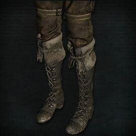 Henryk's Hunter Trousers