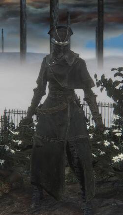 Yharnam Hunter Set (female)
