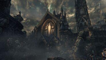 Nightmare Church (outside)