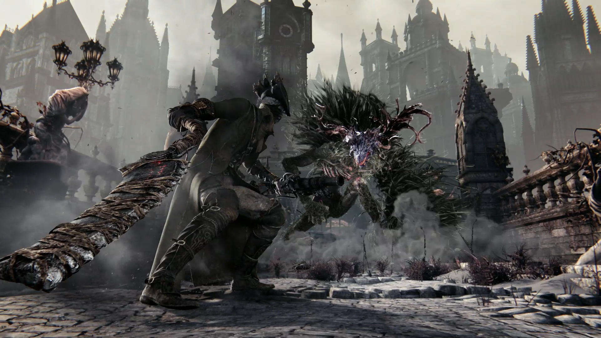 Bloodborne - Iosefka'-s Clinic: Explore Central Yharnam, Defeat the ...