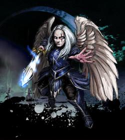 Camael, Angel of Destruction Image