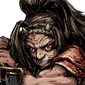 Oniroku, The Unhinged Face
