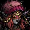 Astaroth, Queen of Night Face