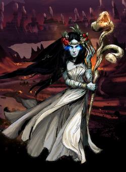 Carlocette, Death's Rose Image