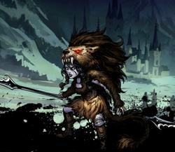 Darynn, Lionmaw Image
