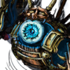 The Armory The Burning Eye Face