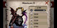 Manticore II
