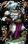 Faunus, Forest Sentinel Figure