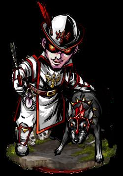Imperial Dog Handler II Figure