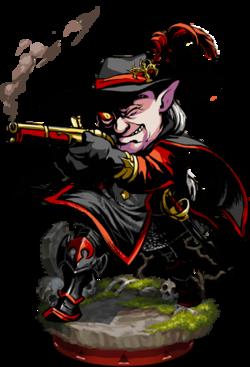 Imperial Musketeer Figure