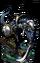 Lizardman Warrior II + Figure