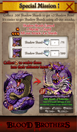 Shadow Shard Serpents and Thunder