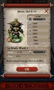 Mystic Idol II ++ Base Stats