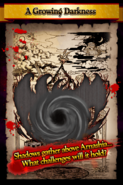 A Growing Darkness Notice