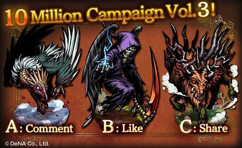 10 Million Download Campaign Vote Vol 3