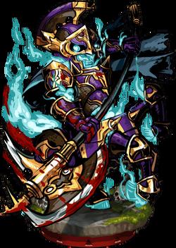 Agrias, Vengeful Knight Figure
