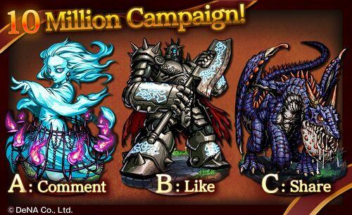 10 Million Download Campaign Vote Vol 1